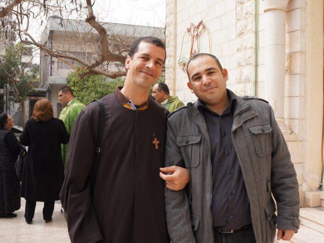 La coraggiosa parrocchia di Gaza dopo l'aggressione