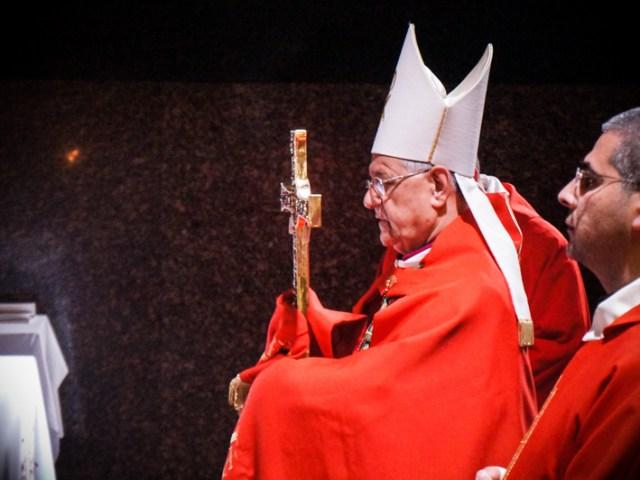 La liturgia del venerdì santo al Santo Sepolcro 2014