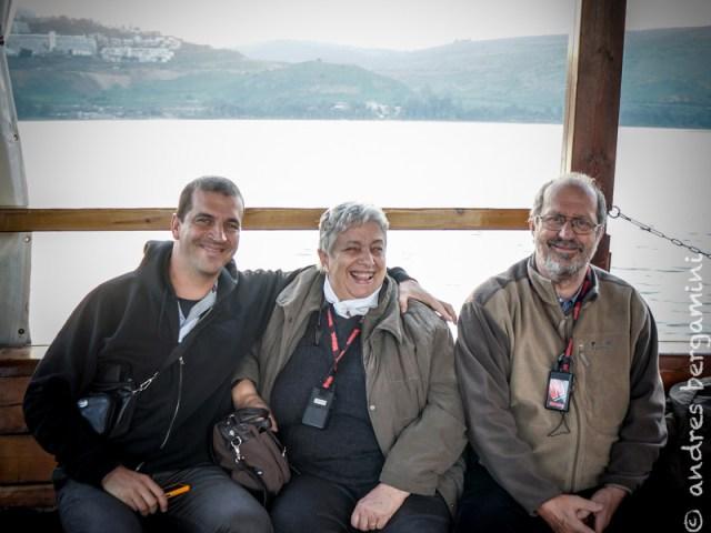 La Galilea ancora inesplorata con Italogis