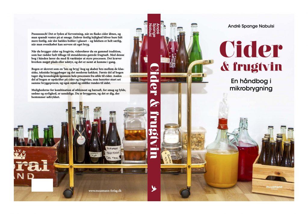 Cider & Frugtvin omslag