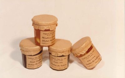 A snippet of history about a French jam brand