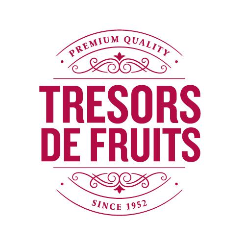 Logo Trésors de Fruits - Fruits rouges