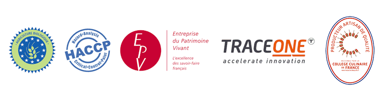 Bio - HACCP - EPV - TraceOne - PAQ