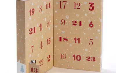 Pourquoi créer un calendrier de l'Avent avec des mini confitures artisanales ? Découvrez le calendrier de Noël gourmand d'Andrésy Confitures