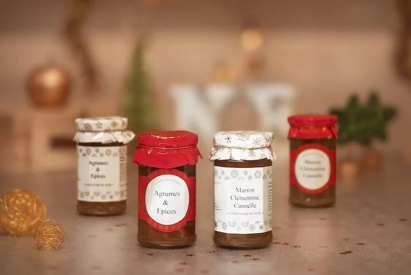 Certification chaser des confitures, recettes et fruits Andrésy Confitures