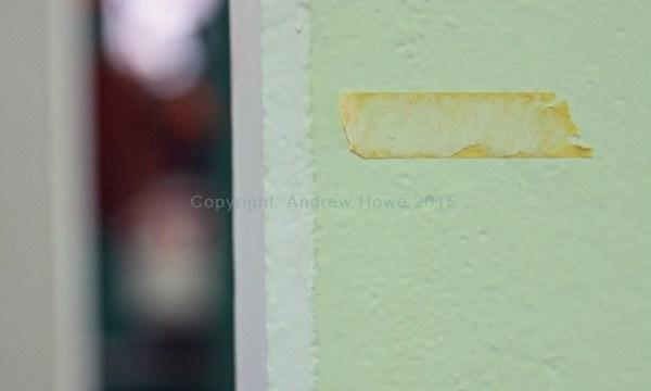 Quotidian 3, Andrew Howe