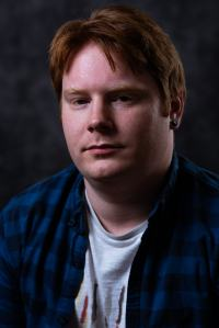Headshot Photography For A Writer