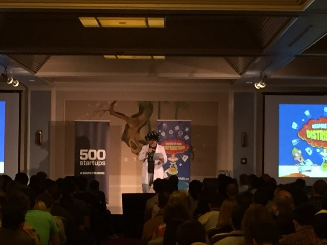 500 Startups Dave McClure