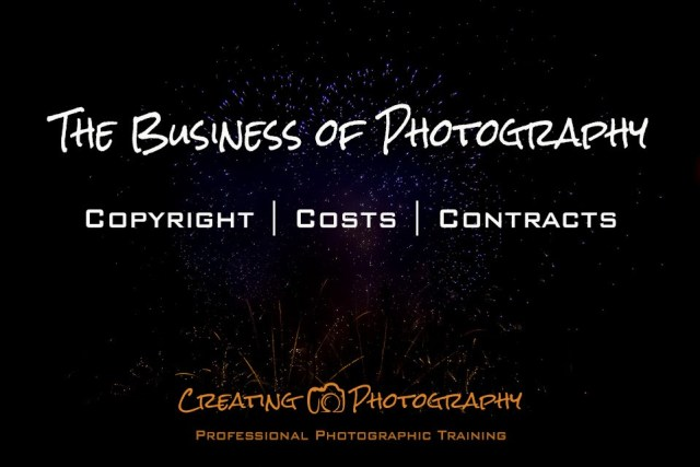 Business of Photography advert