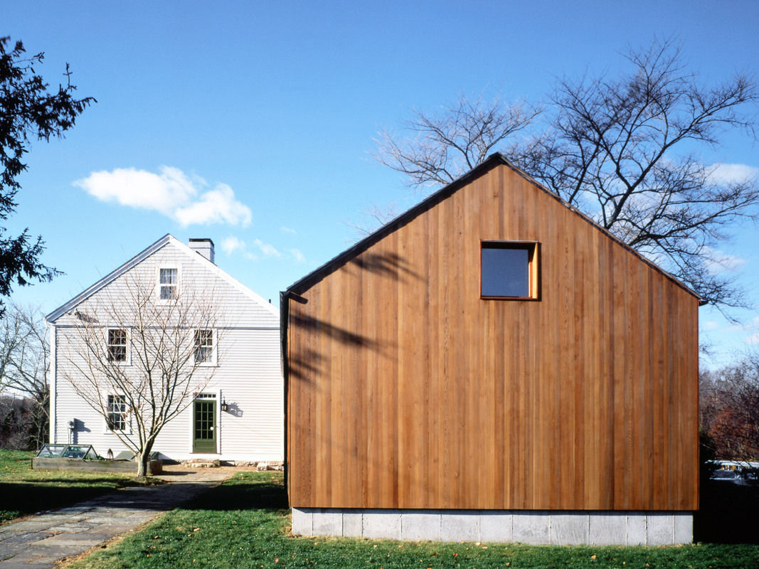 Andrew Berman Architect Project Wood House