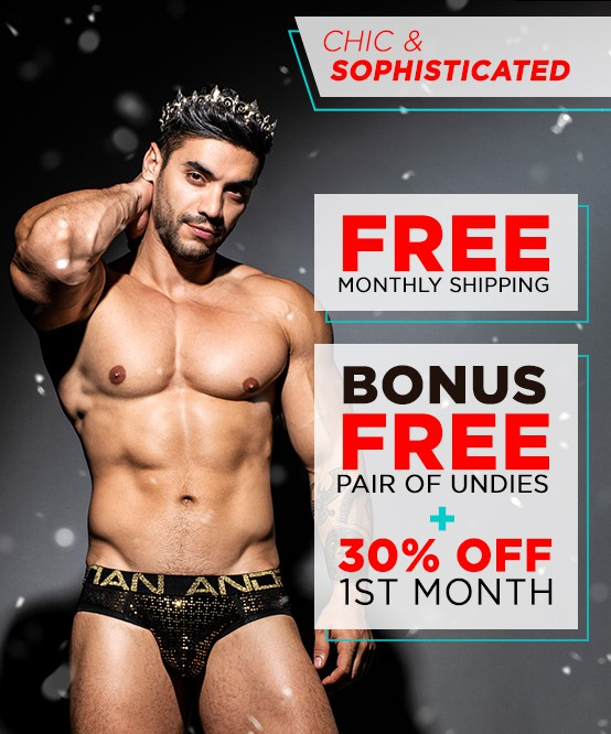 Chic & Sophisticated Curated Underwear Club with FREE SHIPPING Image 2