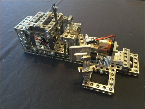 Assembled Motion Stage