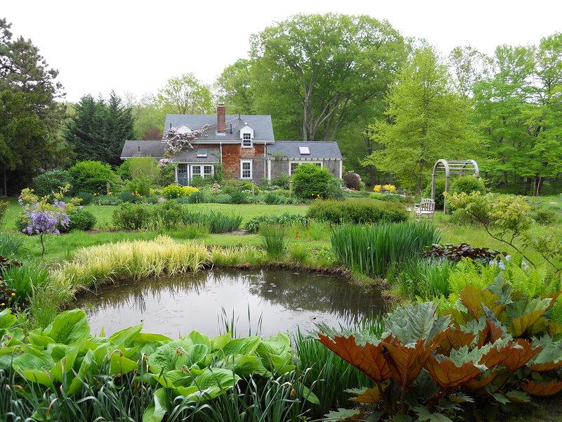 Farm Pond   Andrew Grossman Landscape Design on Landscape Pond Design id=34651