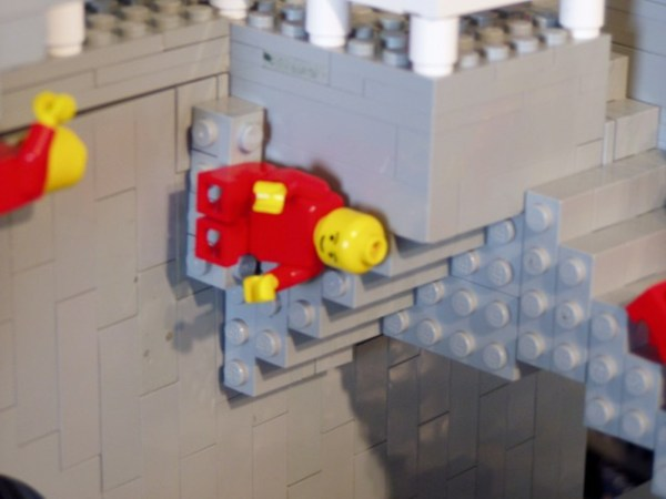 eschers relativity in lego andrew lipson - 640×480