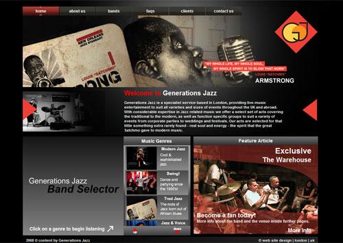 Generations Jazz
