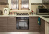 Design of kitchen cabinets
