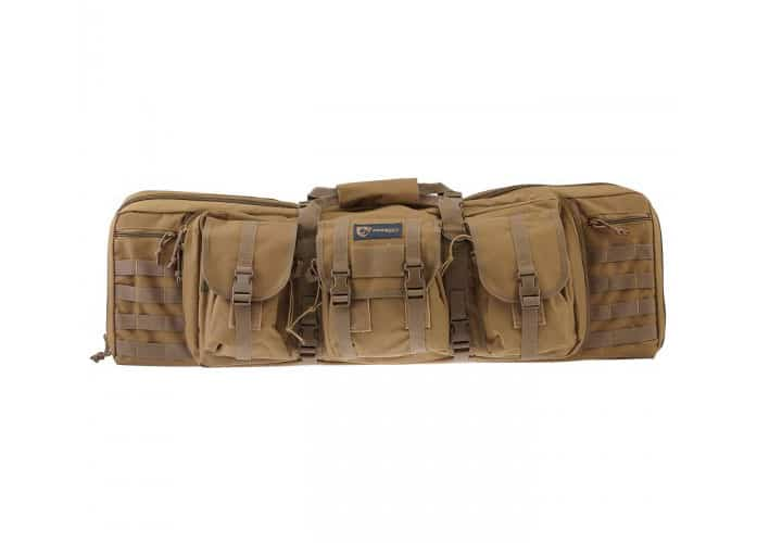 Tactical Double Gun Case