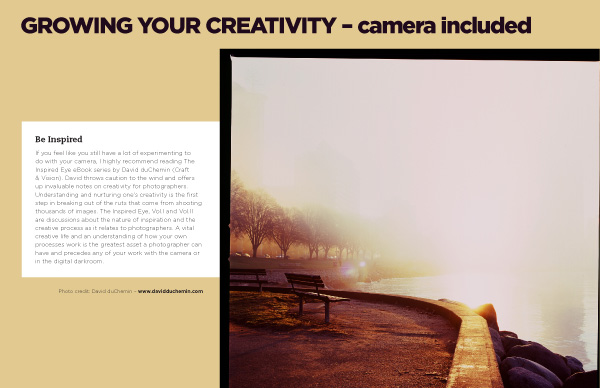 Your Creative Mix ebook by Corwin Hiebert sample