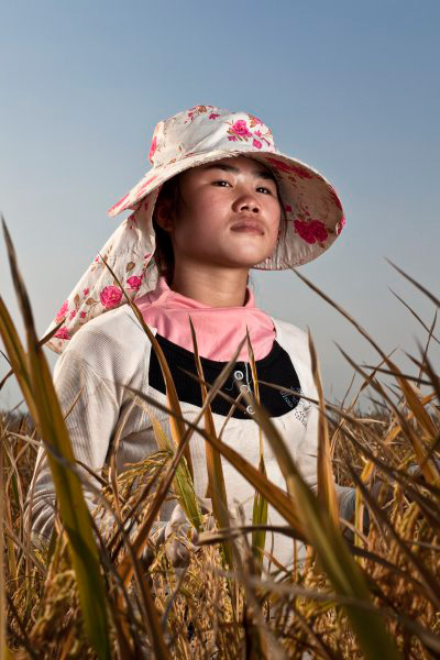 China Portraits by Patrick Wack