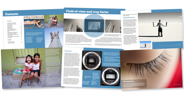 Understanding Lenses Part I by Andrew S Gibson pages