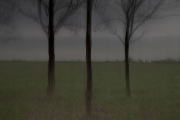 Intentional camera movement (ICM) photography by Chris Friel
