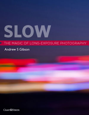 Slow: The Magic of Long Exposure Photography ebook cover