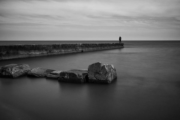 Long exposure photography by Brian Day
