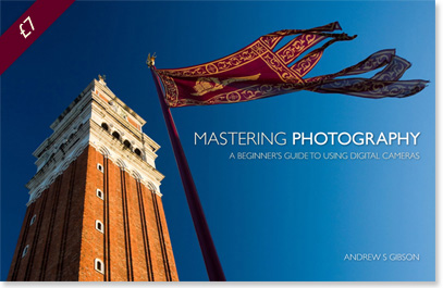 Mastering Photography ebook cover