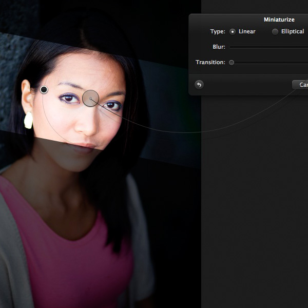 Pixelmator image editing program