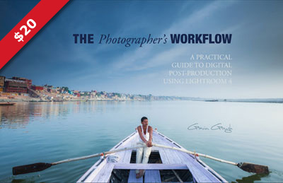 The Photographer's Workflow by Gavin Gough