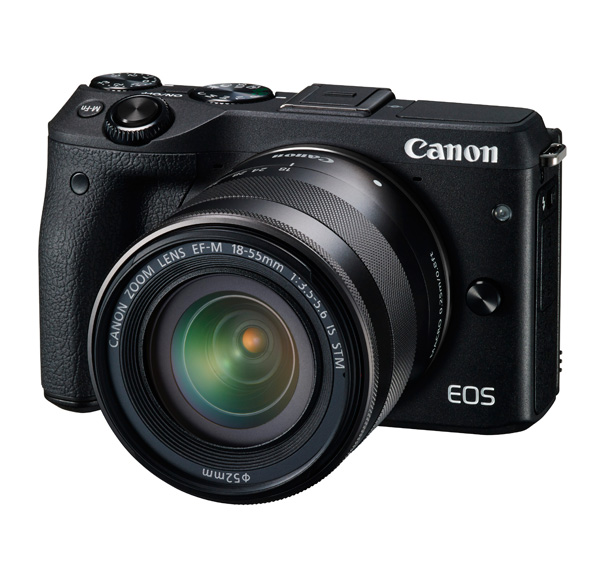 Canon EOS M3 camera