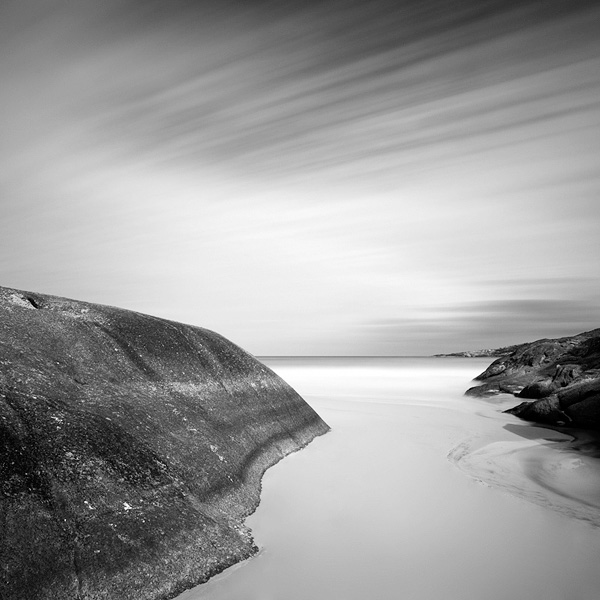 Black & white photo by Andrew Mulvey