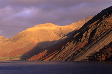 Photo of Wast Water, Cumbria, England by Chris Coe
