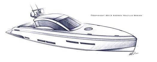 25 Metre motor yacht