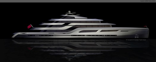 95M motor yacht Carib