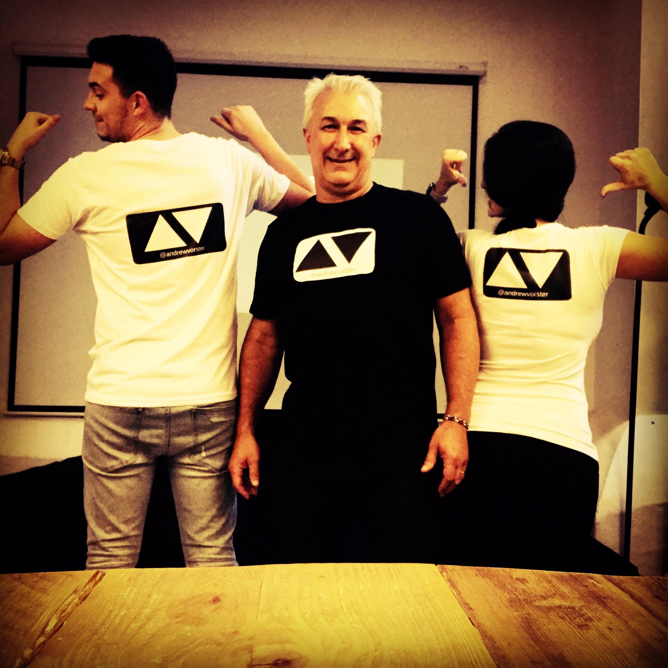 AV and crew
