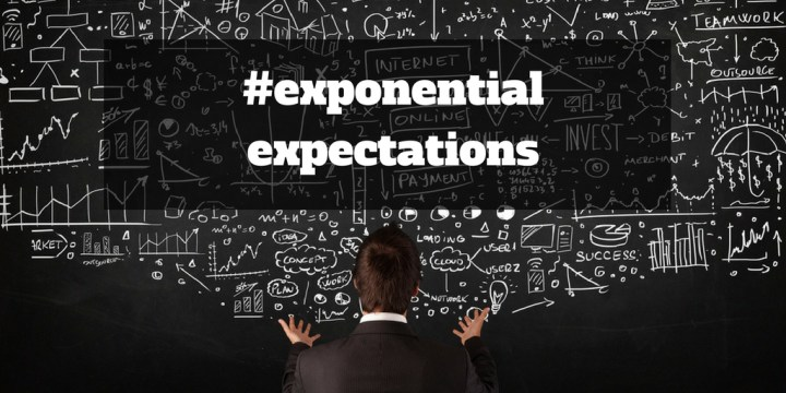 Exponential Expectaions