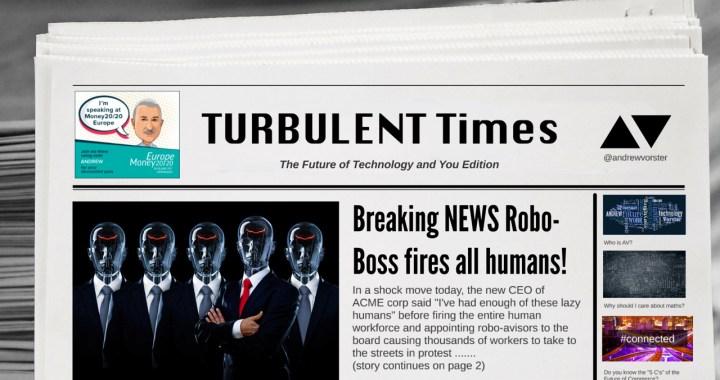 Turbulent Times