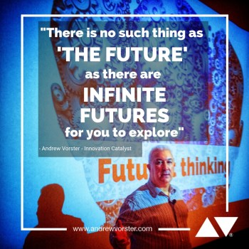 Quote - No such thing as THE future
