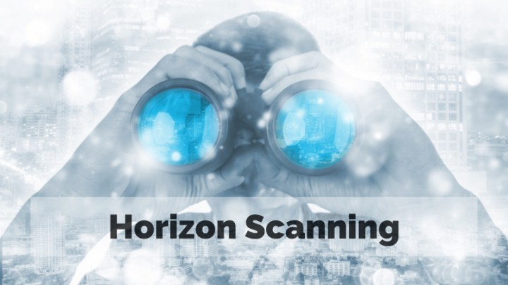 Horizon scanning
