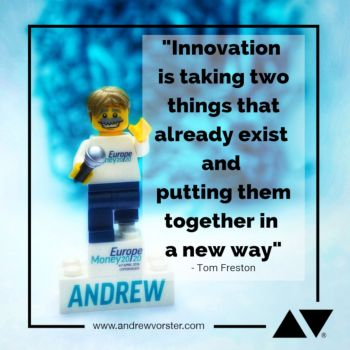 Innovation is taking