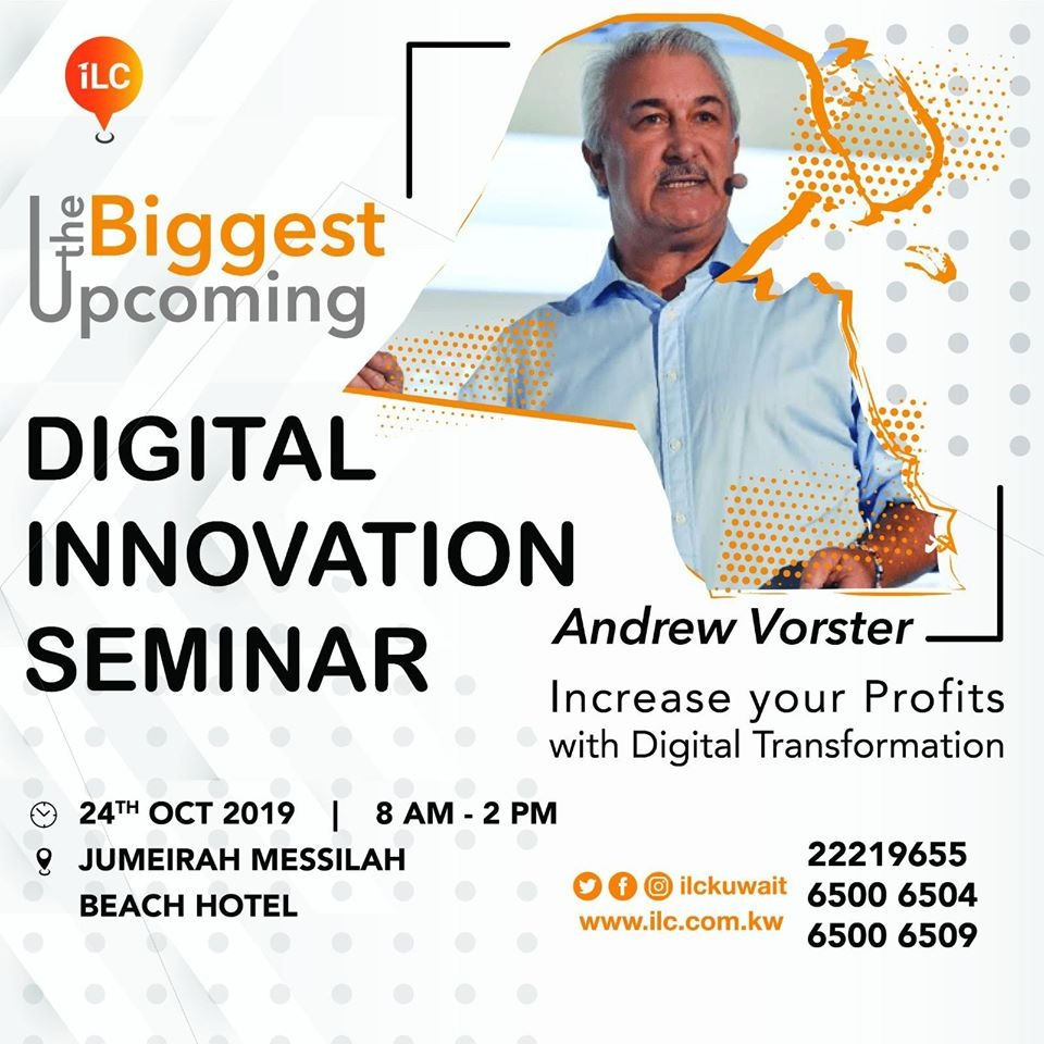 Digital innovation seminar Kuwait
