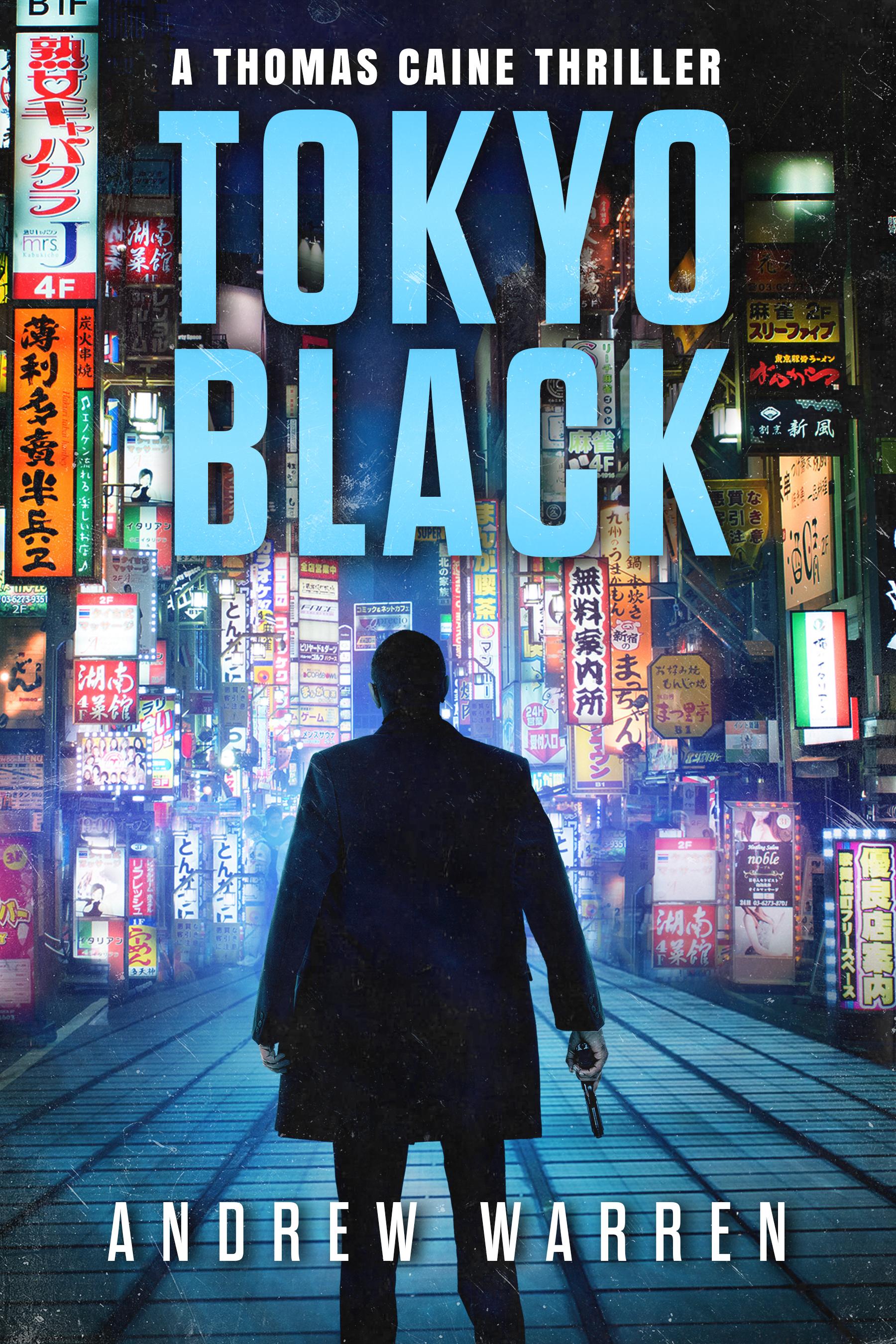 Image result for tokyo black by andrew warren