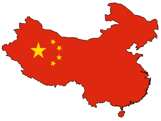 3dp_china3dp_map_flag