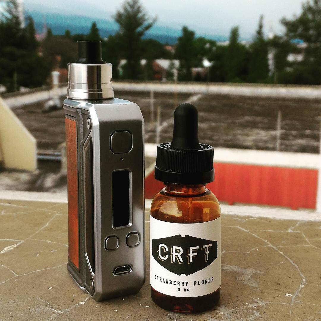 CRFT's Strawberry Blonde Review