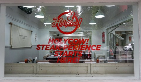 Makanan Satu Tahun Sekali: Holycow! Steakhouse by Chef Afit