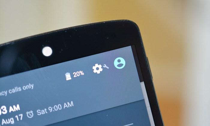 Como activar el menú secreto de Android Marshmallow: Configuración IU del sistema