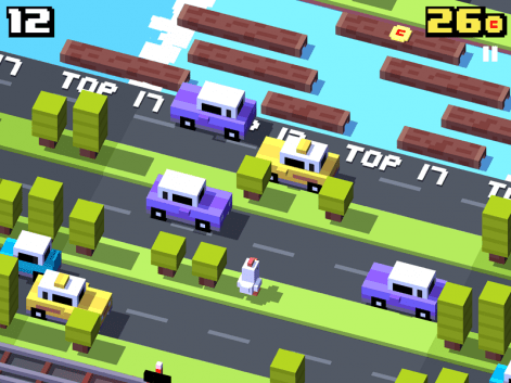 crossy-road-gameplay