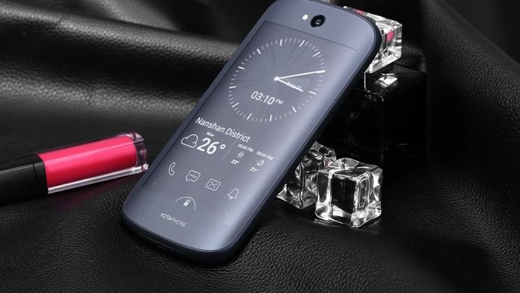 Análisis Yotaphone 2 – El smartphone con dos pantallas