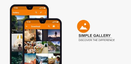 Simple Gallery, la galería de imágenes más ligera y completa para Android